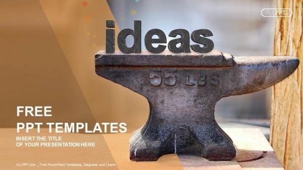 Heavy Anvil Plus Old Ideas