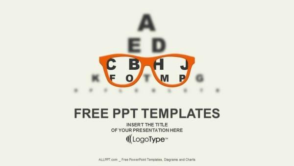 Optometry Eyesight Concept