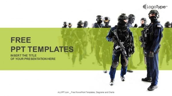 Fierce SWAT Team