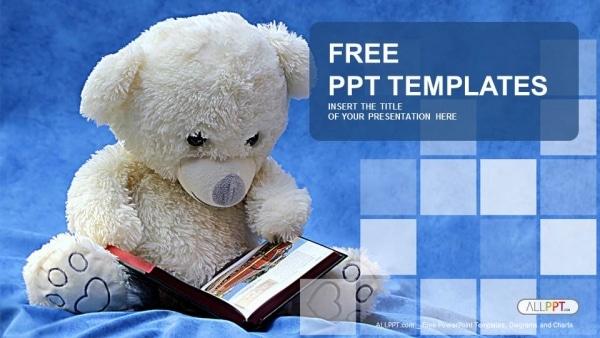 Cute Smart Teddy Bear
