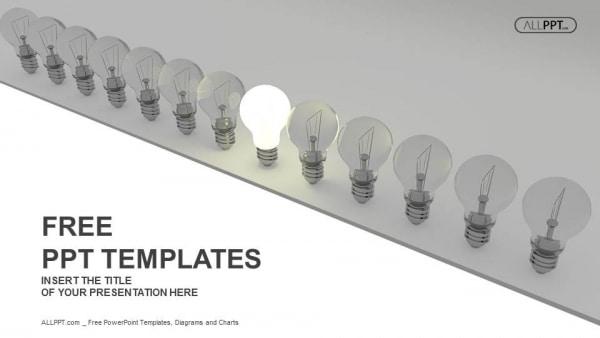 Great Idea Light Bulb