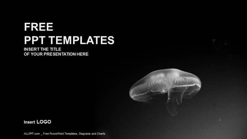 Alien Nature Jellyfish
