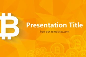 Free Bitcoin Information Concept Powerpoint Template