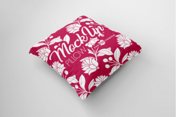 Pillow Design PSD Mockup – Pretty Look & Useful Features