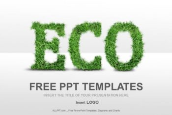 Free Eco Nature Symbol Powerpoint Template
