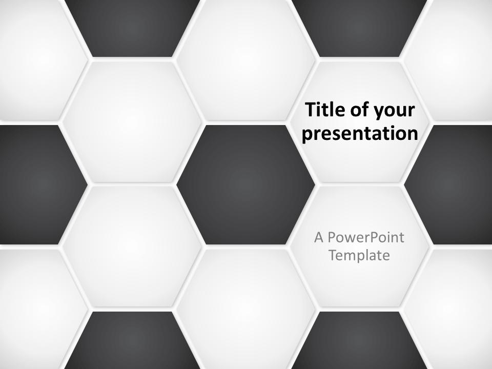 Football Soccer Presentation