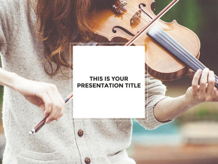 Classical Music Violin