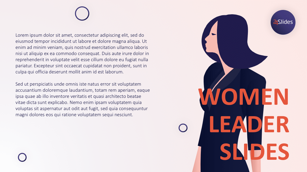 Women Leader Presentation