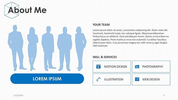 Business Profile Slides