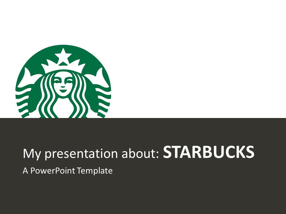 Starbucks Brand Theme