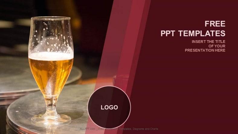 Tasty Beer Concept
