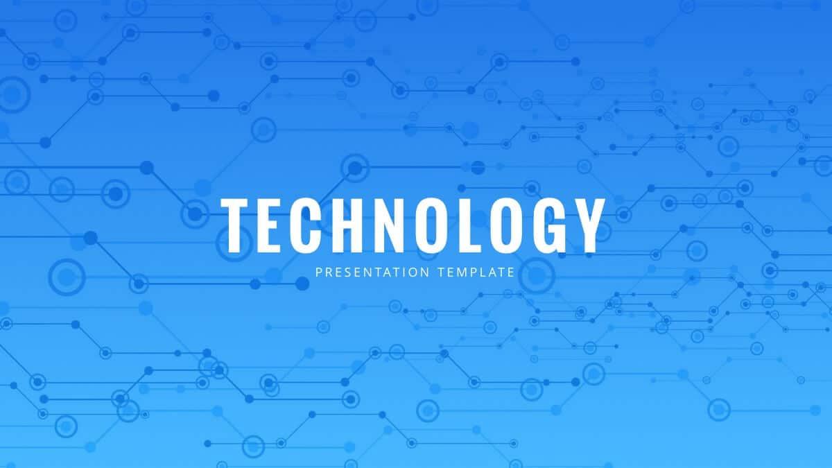 Modern Tech Slides