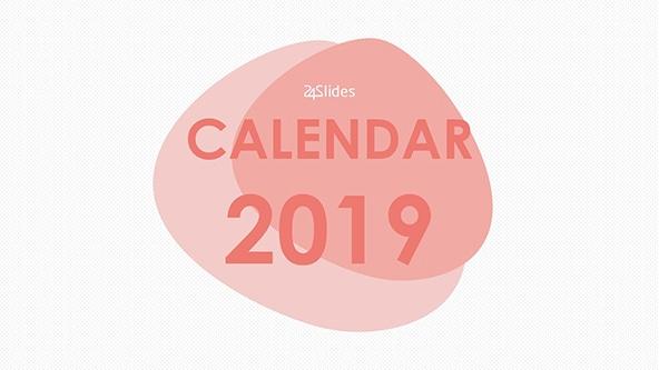 Creative Modern Calendar
