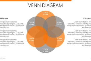 Free Venn Diagram Slides Powerpoint Template