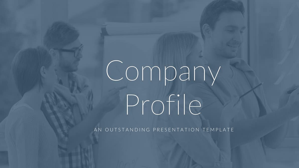 Company Profile Slides