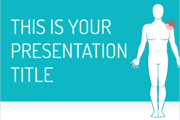 Free Anatomy Checkup Tips Powerpoint Template