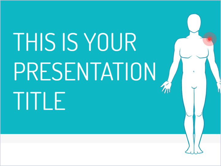 Free Anatomy Checkup Tips Powerpoint Template Designhooks