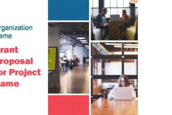 Free Prospective Grant Proposal Powerpoint Template
