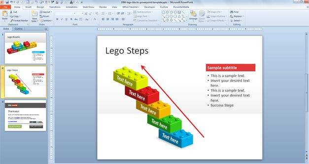 Symbolic LEGO Blocks