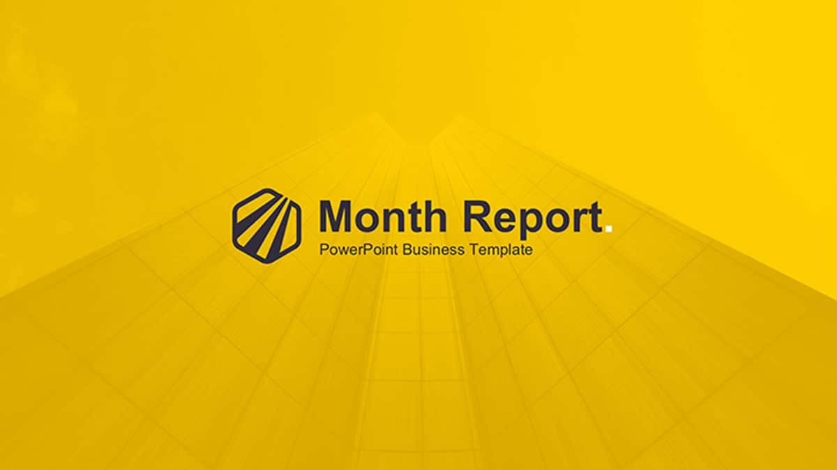 Helpful Monthly Report