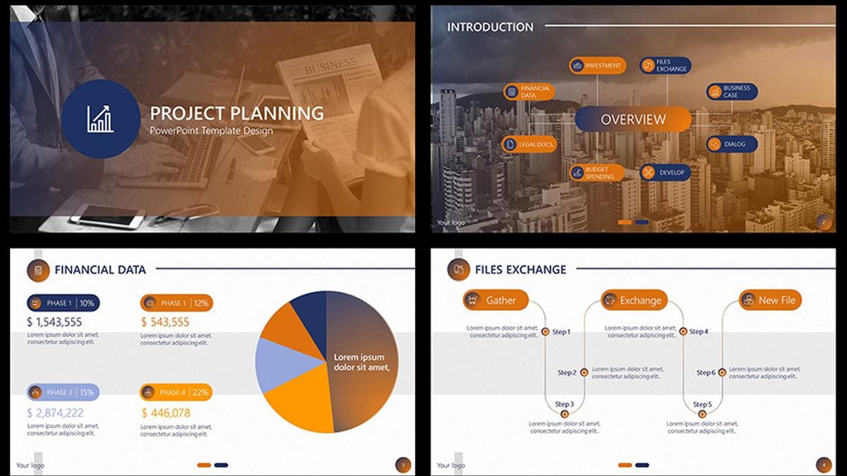 Project Plan Theme