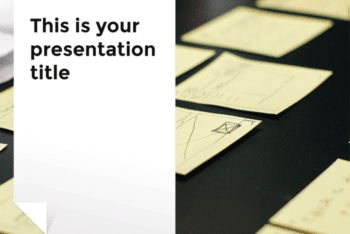 Free Organized Ideas Concept Powerpoint Template