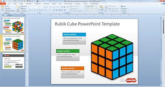Rubik Cube Lesson
