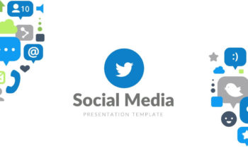Free Social Media Pro Powerpoint Template