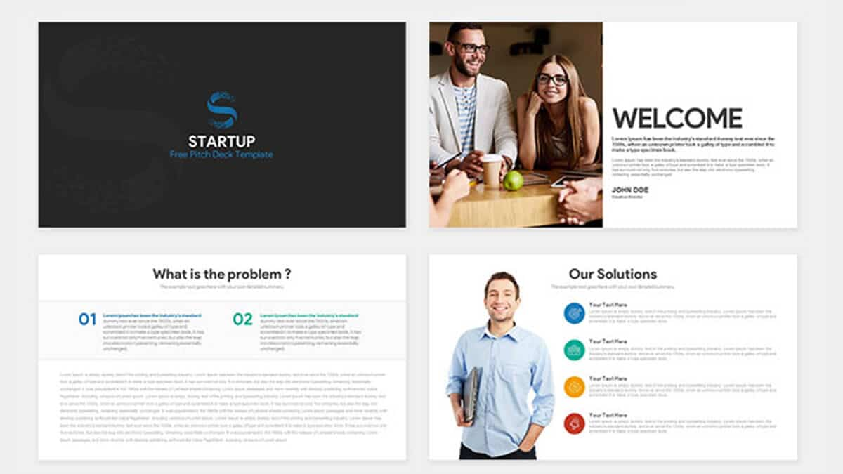 Startup Pitch Concept