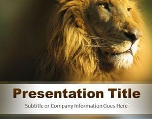 Free Strength Concept Slide Powerpoint Template