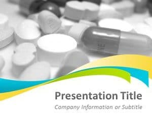 Free Medicine Safety Slides Powerpoint Template