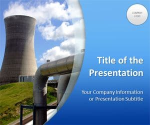 Nuclear Energy Plant