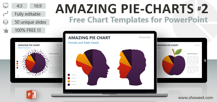 Creative Pie Chart