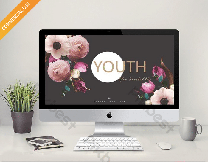 Youthful Magazine Design