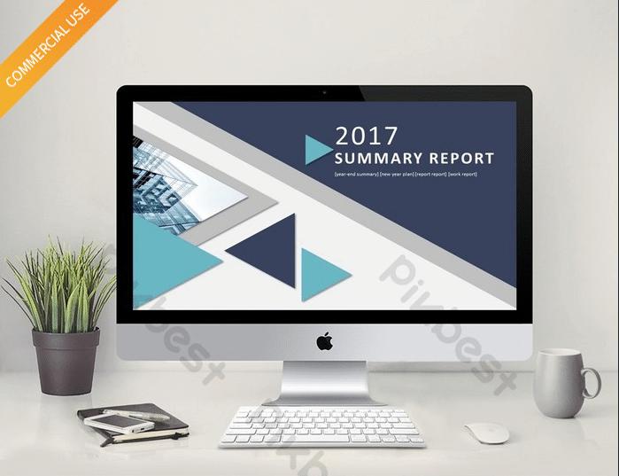 Work Summary Report