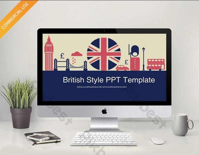 British Culture Slides
