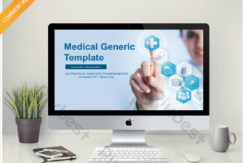 Free Medical Industry Slides Powerpoint Template