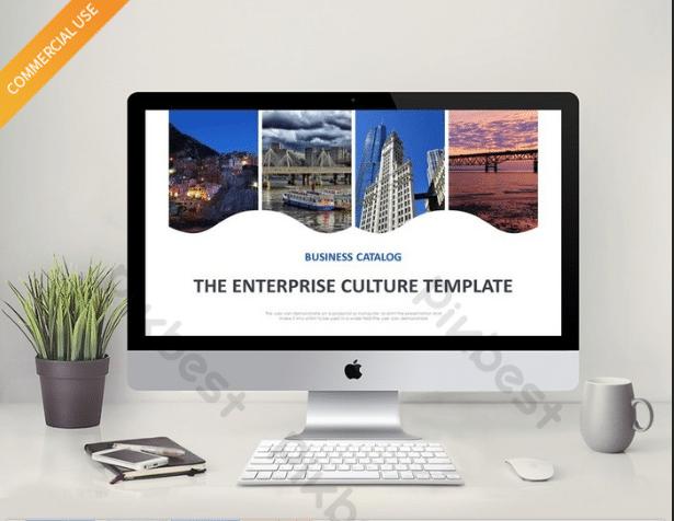 Enterprise Culture Slides