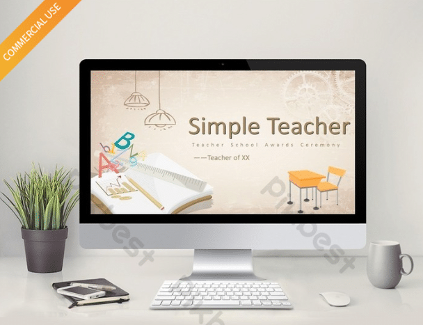 Simple Creative Teacher