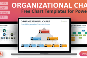 Free Organizational Chart Slides Powerpoint Template