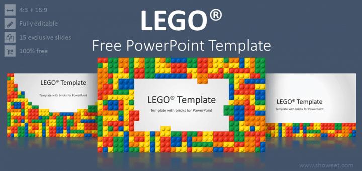 LEGO Style Slides