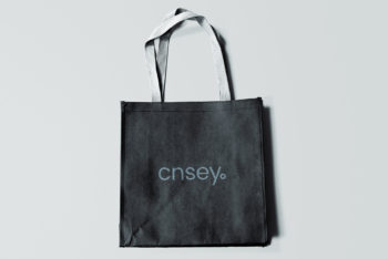 Download This Tote Bag PSD Mockup to Make Beautiful Bag Design