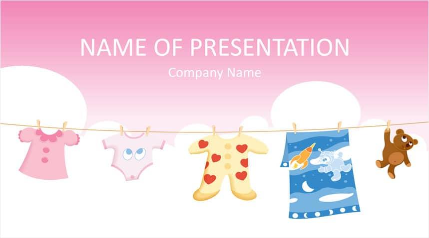 Baby Clothes Concept