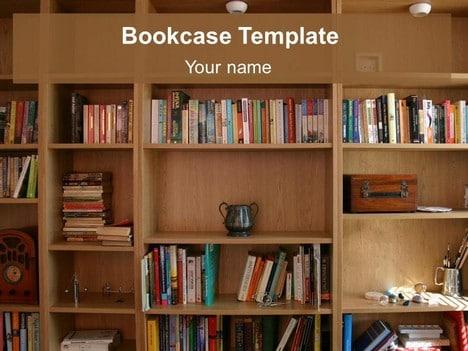 Bookcase Concept Slides