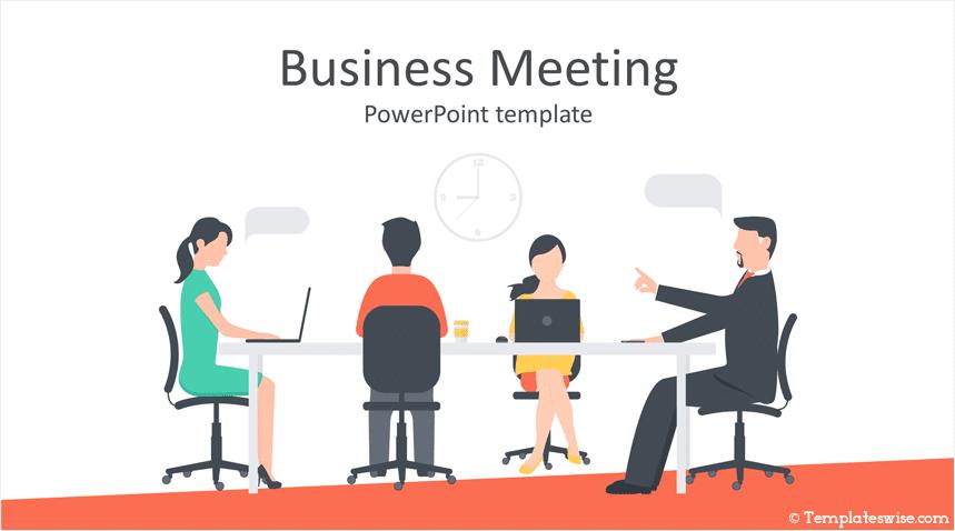Business Meeting Slides