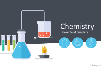 Free Chemistry Lesson Slides Powerpoint Template