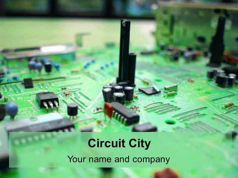 Circuit City Concept