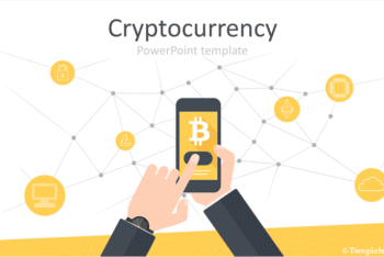 Free Cryptocurrency Tips Slides Powerpoint Template