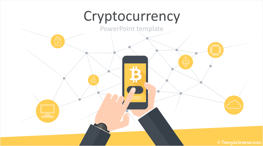 Free Cryptocurrency Tips Slides Powerpoint Template - DesignHooks