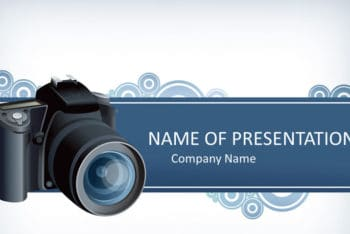 Free Digital Camera Tips Powerpoint Template